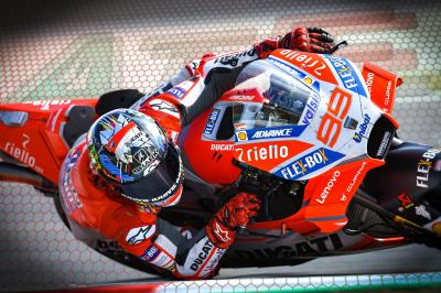 After the Flag: Lorenzo doubles down for Ducati
