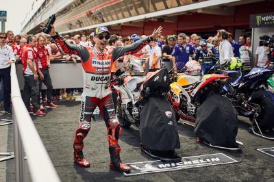 Lorenzo : Le retournement de situation