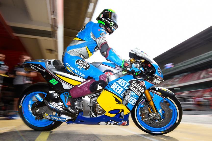 Franco Morbidelli, Eg 0,0 Marc VDS, Catalunya MotoGP Official Test