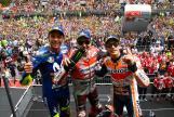 Jorge Lorenzo, Marc Marquez, Valentino Rossi, Gran Premi Monster Energy de Catalunya