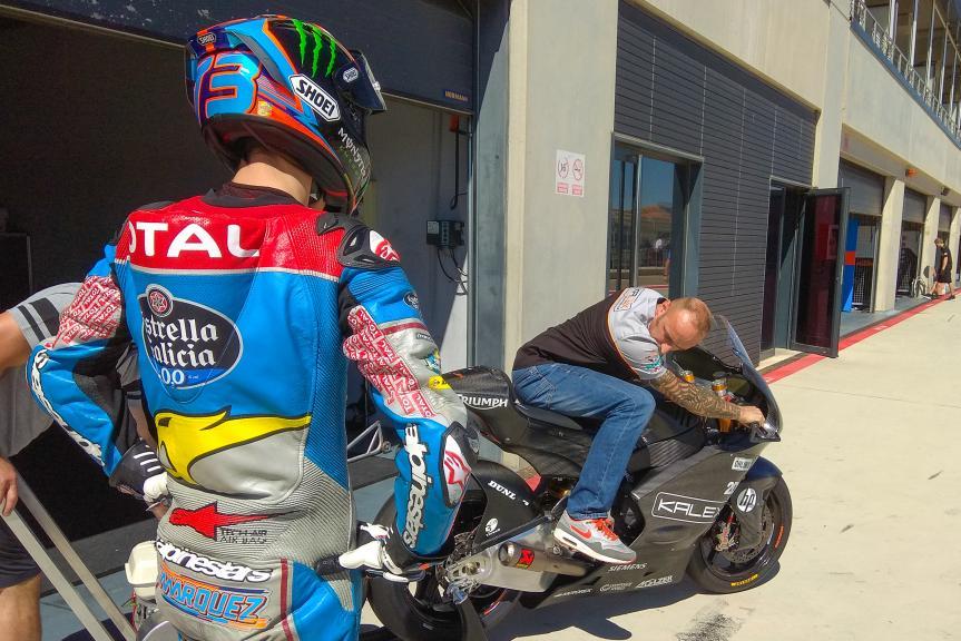 Alex Marquez, Triumph