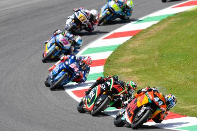 One point in it: Oliveira and Bagnaia ready for round eight
