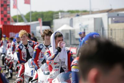 Applications for the British Talent Cup now closed