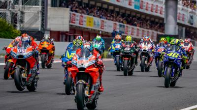 Rewind and relive the Catalan GP