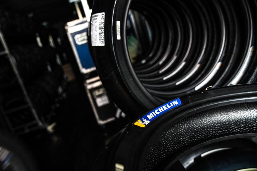 Michelin Prev_  tyre