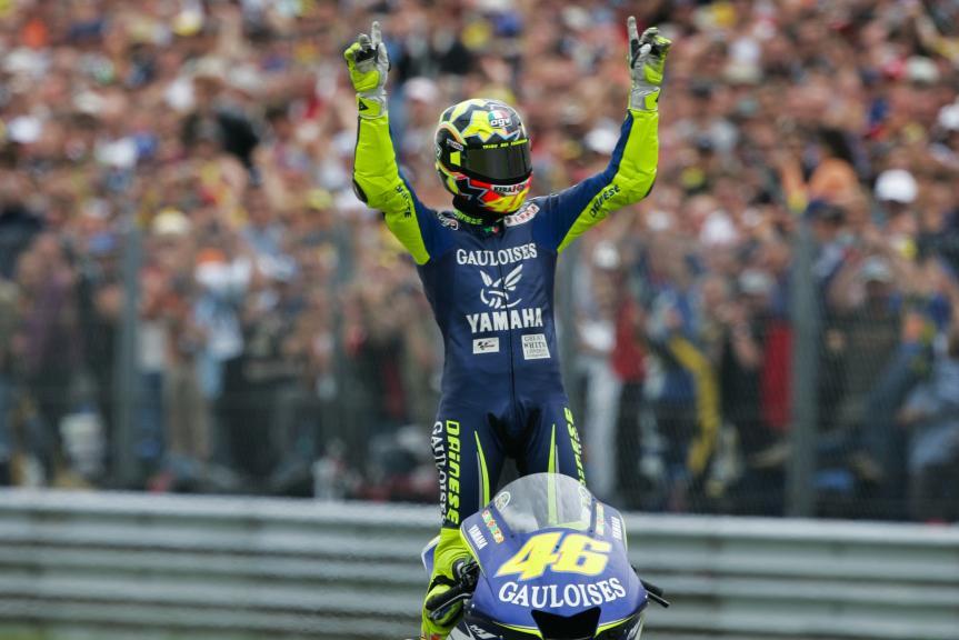 Rossi, Assen, 2005