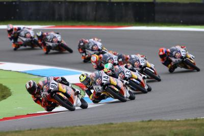Flat out to Assen for the Rookies Cup