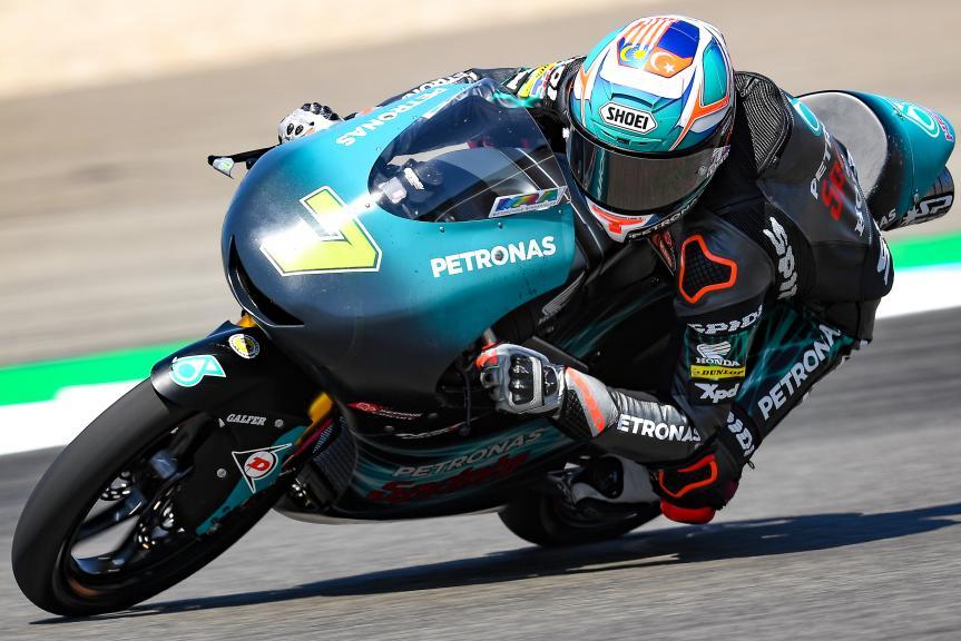 Adam Norrodin, Petronas Sprinta Racing, Motul TT Assen