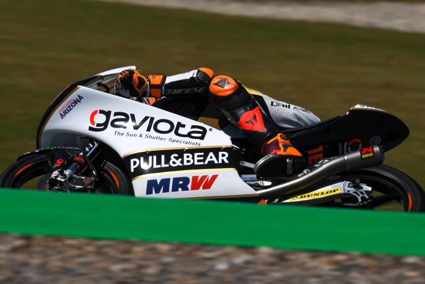 Andrea Migno, Angel Nieto Team Moto3, Motul TT Assen