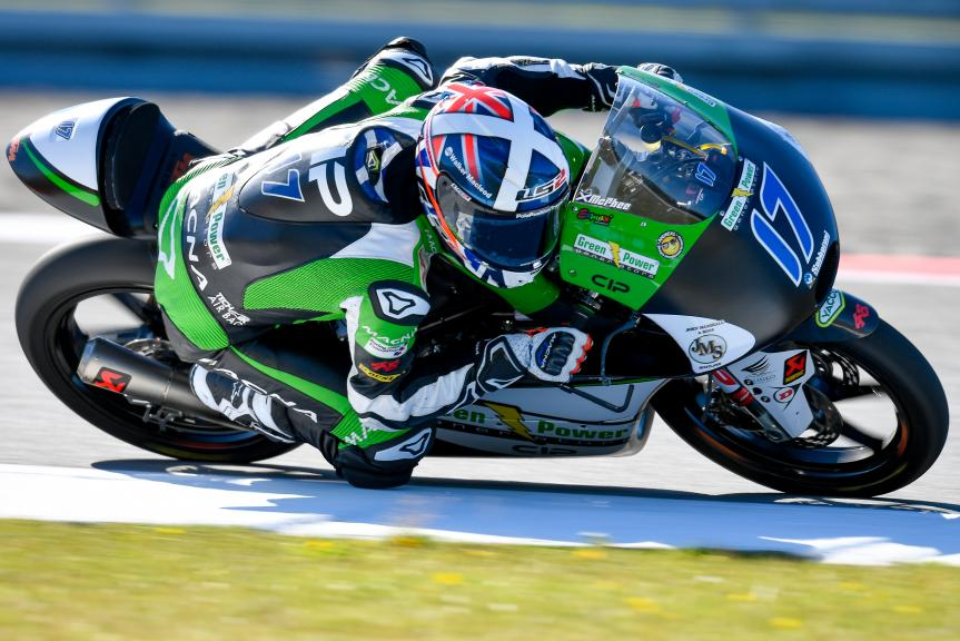 John Mcphee, CIP - Green Power, Motul TT Assen