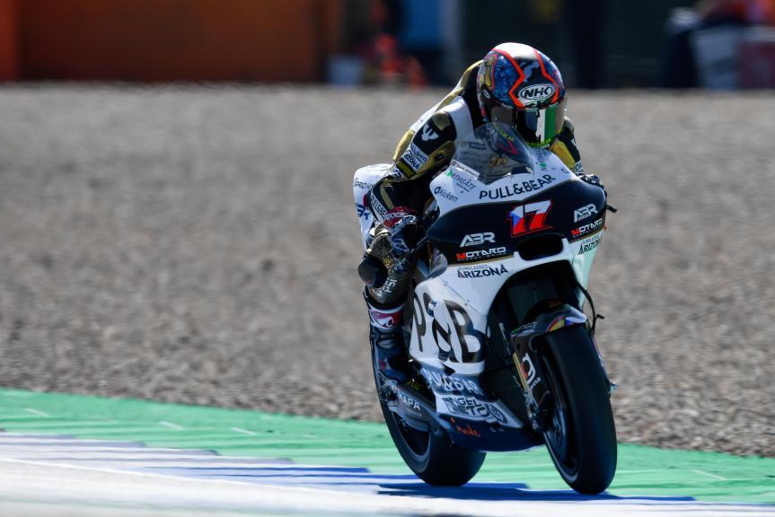 Karel Abraham, Angel Nieto Team, Motul TT Assen