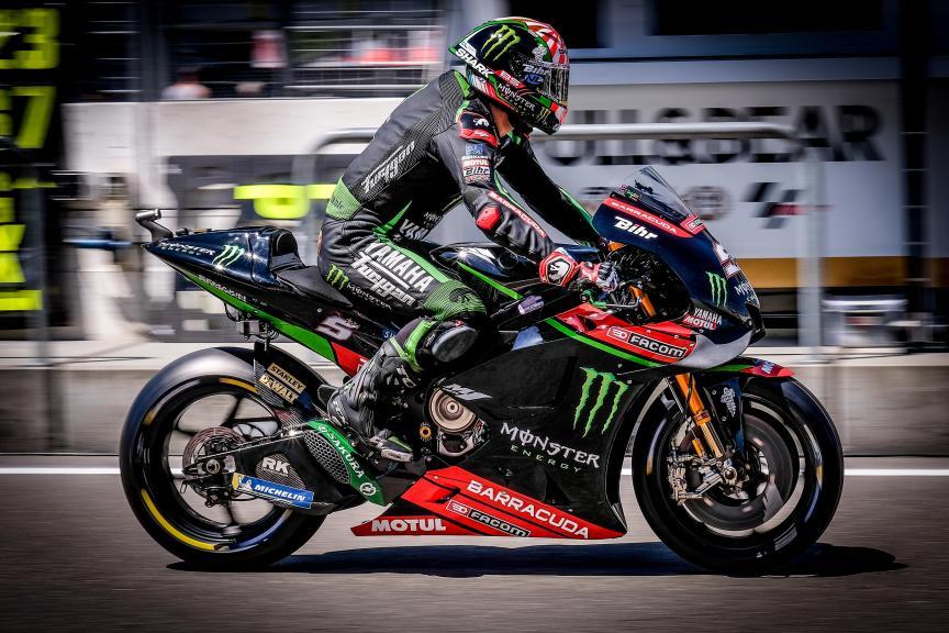 Johann Zarco, Monster Yamaha Tech 3, Motul TT Assen