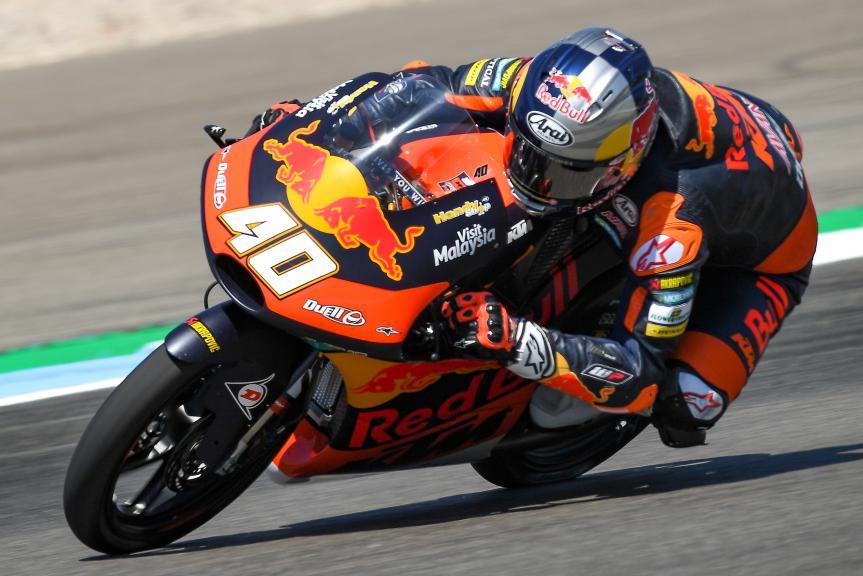 Darryn Binder, Red Bull KTM Ajo, Motul TT Assen