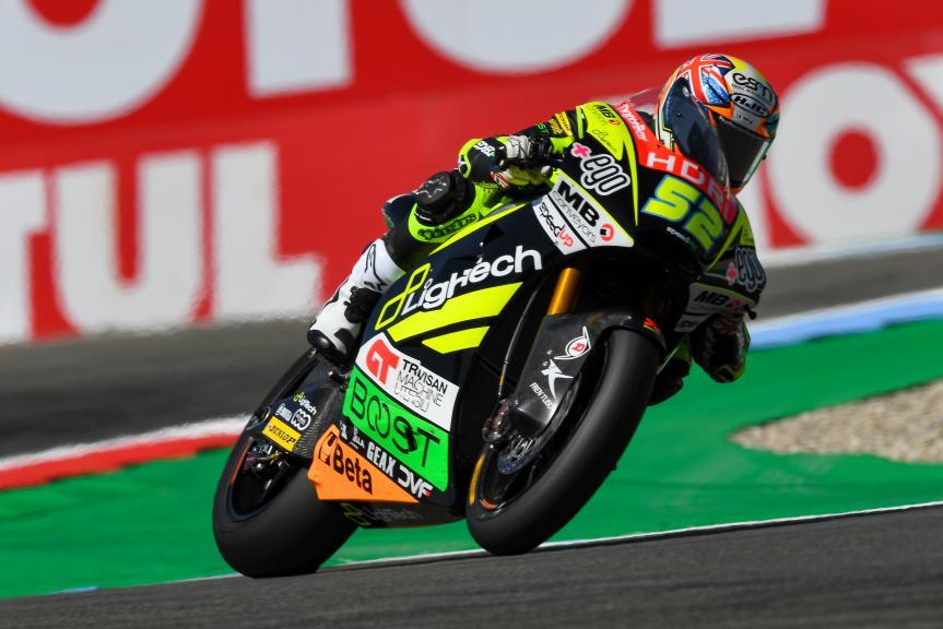 Danny Kent, HDR-Speed Up Racing, Motul TT Assen