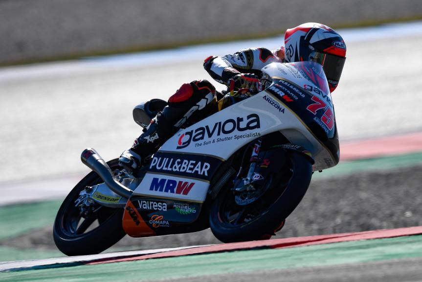 Albert Arenas, Angel Nieto Team Moto3, Motul TT Assen