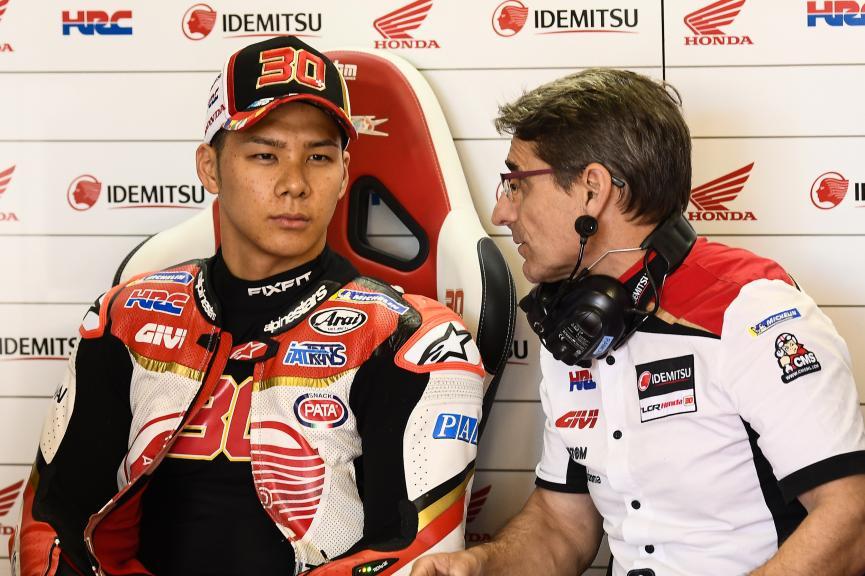 Takaaki Nakagami, LCR Honda Idemitsu, Motul TT Assen