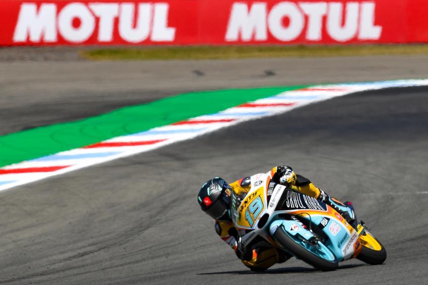 Gabriel Rodrigo, RBA BOE Skull Rider, Motul TT Assen