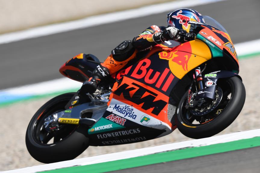 Brad Binder, Red Bull KTM Ajo, Motul TT Assen