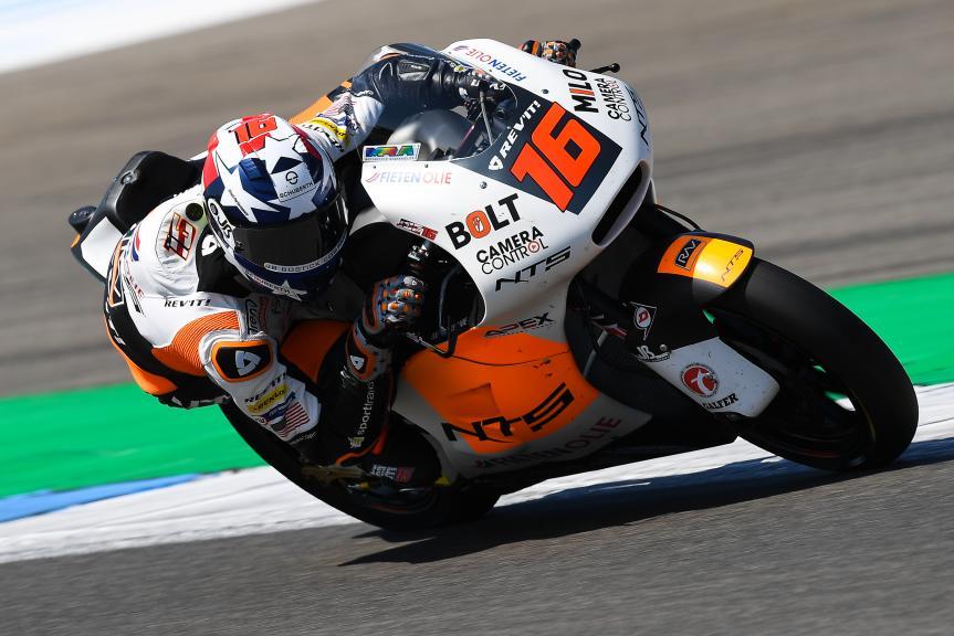 Joe Roberts, NTS RW Racing GP, Motul TT Assen
