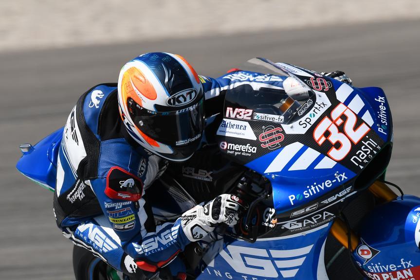 Isaac Vinales, SAG Team, Motul TT Assen