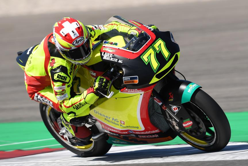 Dominique Aegerter, Kiefer Racing, Motul TT Assen