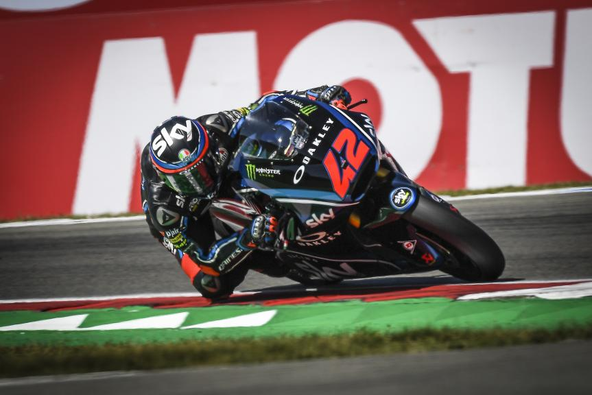Francesco Bagnaia, Sky Racing Team VR46, Motul TT Assen