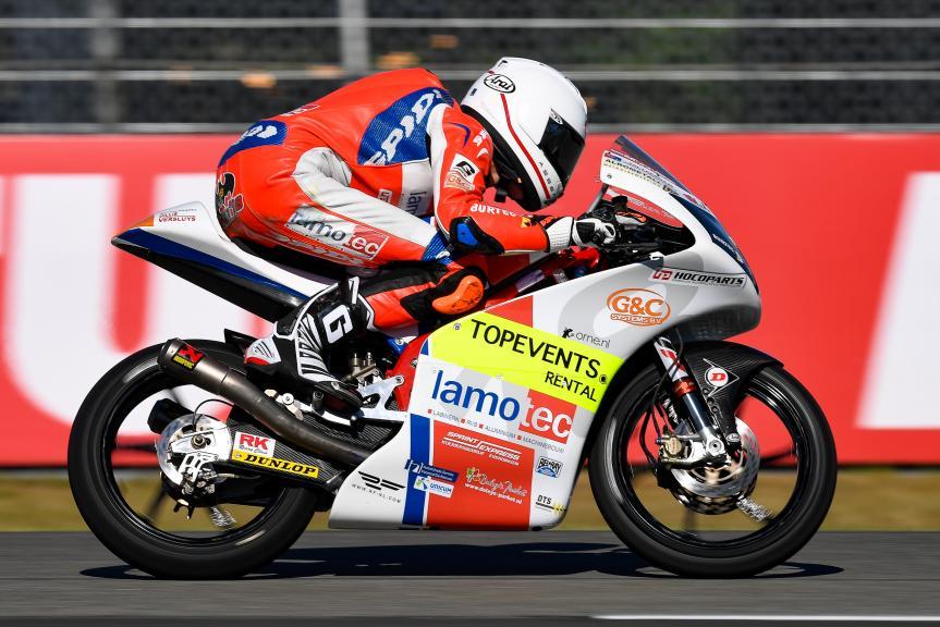 Ryan Van de Lagemaat, Lamotec Lagemaat Racing, Motul TT Assen