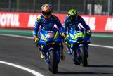 Alex Rins, Andrea Iannone, Team Suzuki Ecstar, Motul TT Assen