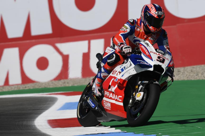 Danilo Petrucci, Alma Pramac Racing, Motul TT Assen