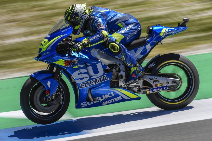 Andrea Iannone, Team Suzuki Ecstar, Motul TT Assen