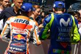 Valentino Rossi, Marc Marquez, Motul TT Assen