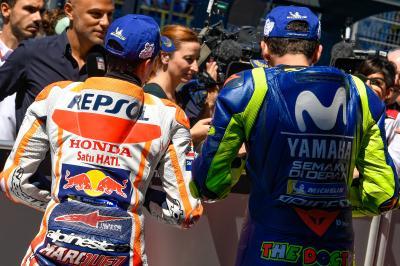 Marquez-Rossi: another final corner showdown at Assen?