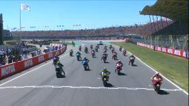 All of the incredible action from the full race session of round 8 of the MotoGP™ World Championship at the TT Circuit Assen