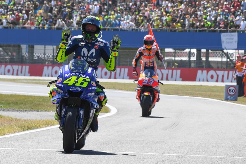 Valentino Rossi, Movistar Yamaha MotoGP, Motul TT Assen @Jaco Veenstra
