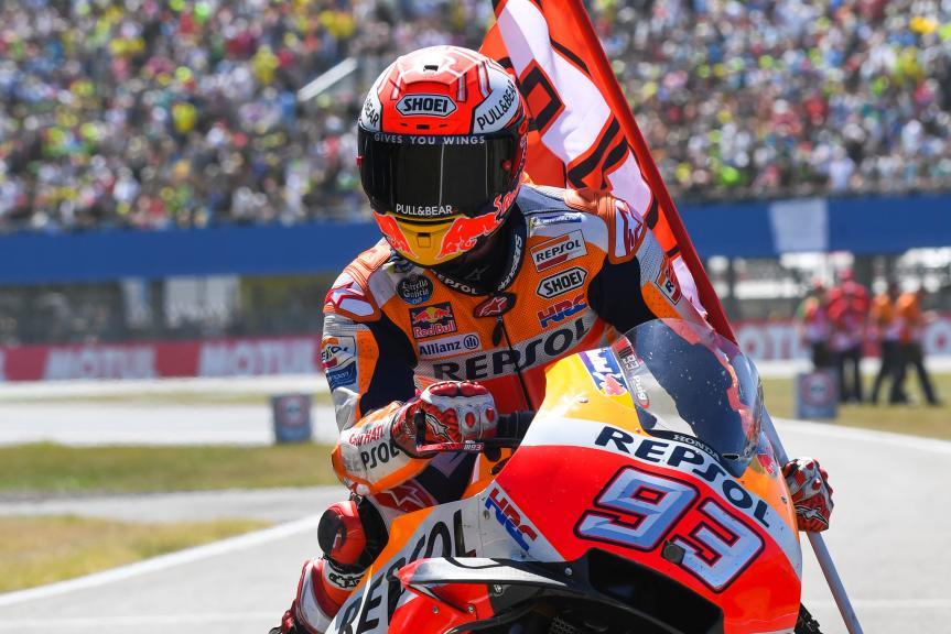 Marc Marquez, Repsol Honda Team, Motul TT Assen @Jaco Veenstra