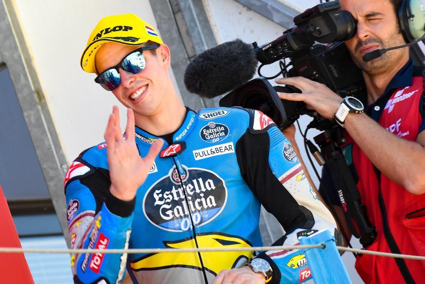 Alex Marquez, Eg 0,0 Marc VDS, Motul TT Assen
