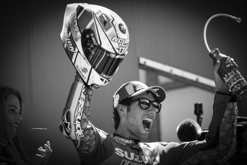 Alex Rins, Team Suzuki Ecstar, Motul TT Assen