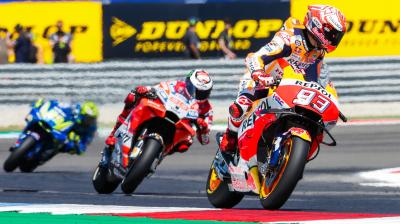 .@MotoGP I love you! Congrats to @marcmarquez93 for an epic
