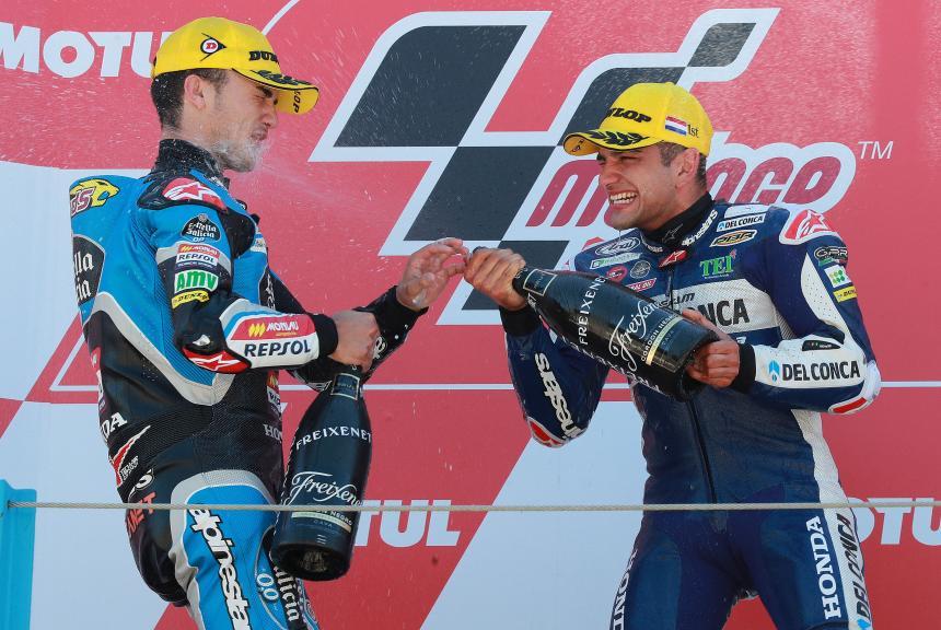 Aron Canet, Estrella Galicia 0,0, Jorge Martin, Del Conca Gresini Moto3, Motul TT Assen