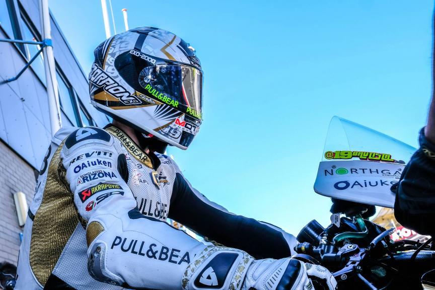 Alvaro Bautista, Angel Nieto Team, Motul TT Assen