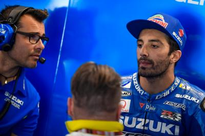 "Iannone: ""I had big problems from the beginning"""