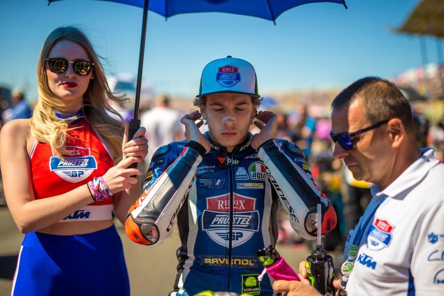 Marco Bezzecchi, Pruestelgp, Motul TT Assen