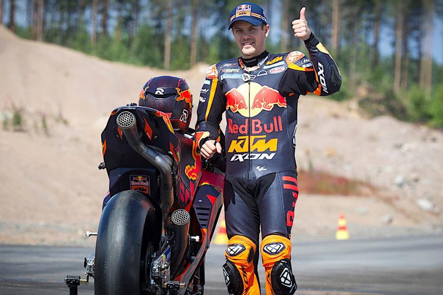 Mika Kallio in KymiRing @Jari Heikkilä
