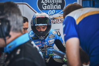 Morbidelli: «Pas certain de courir au Sachsenring! »