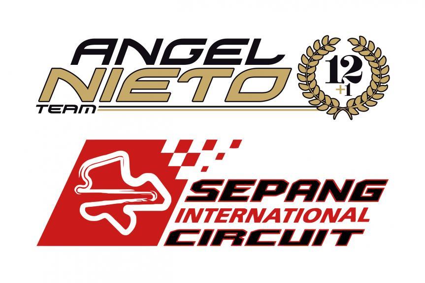 Angel Nieto - Sepang Circuit