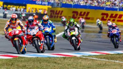 Las mejores imágenes: el Rewind del GP de los Países Bajos
