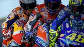 Marquez, Rossi, Crutchlow, Miller, Dovizioso, Redding und Petrucci über Bremstechniken: Wie viele Finger - und wofür?