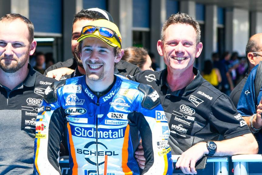 Philipp Oettl, Sudmetal Schedl GP Racing