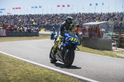 """Rossi: """"Tengo confianza, tenemos que dar batalla"""""""