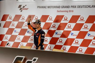 Watch Dani Pedrosa's retirement announcement in full